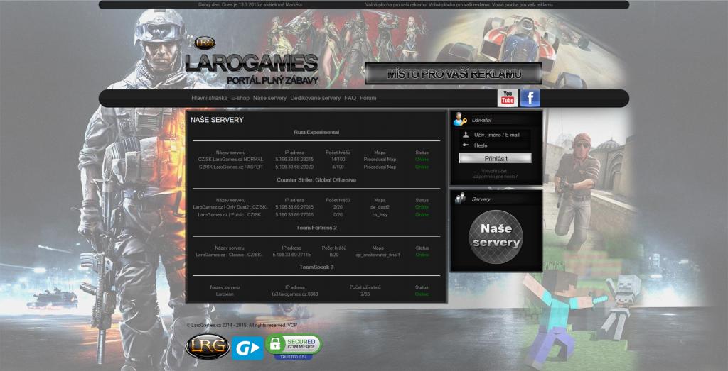 LaroGames.cz